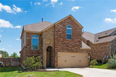 Round Rock Single Family Home For Sale: 3451 Mayfield Ranch Blvd #228