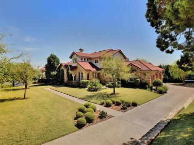 Hays County, Travis County, Williamson County Single Family Home For Sale: 555 Cortona Dr