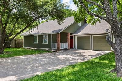 Austin Single Family Home For Sale: 4506 Union Cir