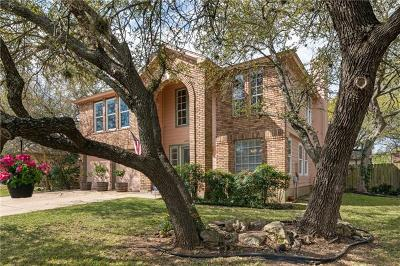Cedar Park Single Family Home For Sale: 2808 Sabinal Trl