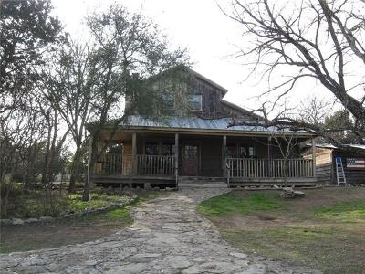 Dripping Springs Single Family Home Pending - Taking Backups: 350 Springlake Dr