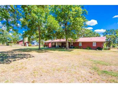 Bastrop County Single Family Home For Sale: 362 Pine Hill Loop