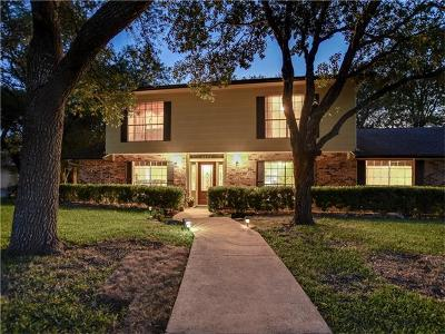 Austin Single Family Home For Sale: 9000 Jolly Hollow Dr