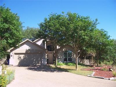 Wimberley Single Family Home For Sale: 10 Woodridge Cir