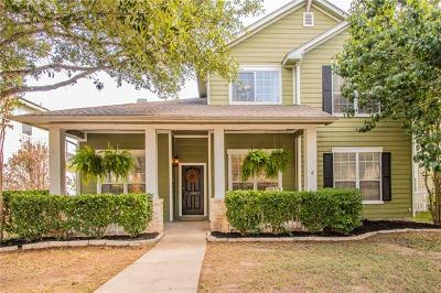 Hays County Single Family Home For Sale: 5869 Fergus