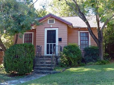 Austin TX Single Family Home Pending - Taking Backups: $650,000