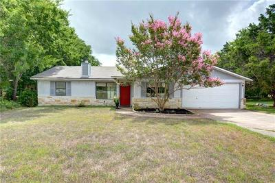 Bastrop County Single Family Home For Sale: 1307 Lovers Ln