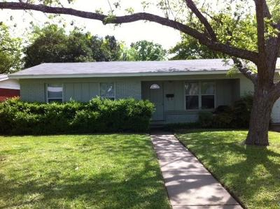 Austin Rental For Rent: 1701 Dartmouth Ave
