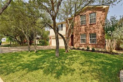 Cedar Park Single Family Home For Sale: 1804 Vanderhill Cv