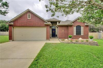 Leander TX Single Family Home For Sale: $239,900