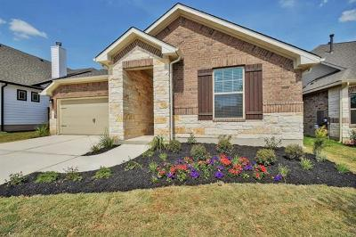 Leander Single Family Home For Sale: 625 Smilser Ln
