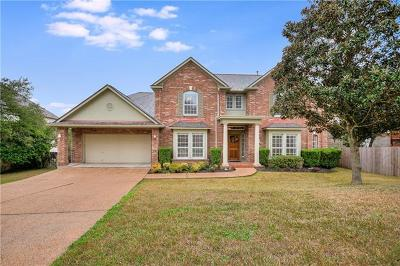 Austin Single Family Home For Sale: 11419 Lafitte Ln