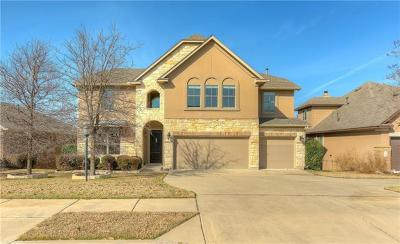 Austin Single Family Home For Sale: 213 Bellagio Dr