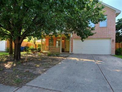Travis County, Williamson County Single Family Home Pending - Taking Backups: 7717 Elkhorn Mountain Trl