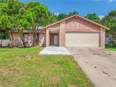 Austin Single Family Home For Sale: 7302 Lazy Creek