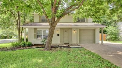 Single Family Home For Sale: 8200 Sandalwood Cv