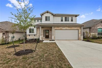 Cedar Park Single Family Home For Sale: 907 Cloud Cover Ln