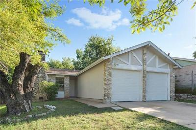 Austin Single Family Home For Sale: 1104 Crown Oaks Dr
