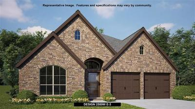 Manor Single Family Home Pending: 11609 Archery Ct