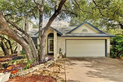 Austin Single Family Home For Sale: 10203 Sweetwater River Cv
