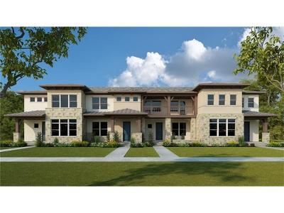 Austin Condo/Townhouse For Sale: 4623 Berkman St