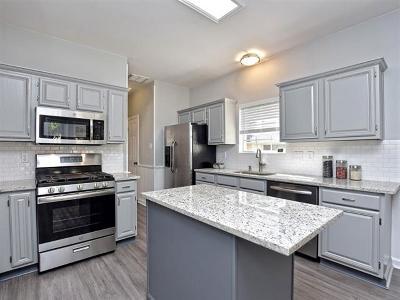 Cedar Park Single Family Home For Sale: 1216 Thistle Trl