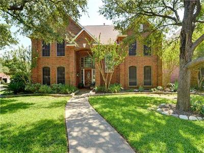 Austin Single Family Home Pending - Taking Backups: 10901 Grassmere Ct