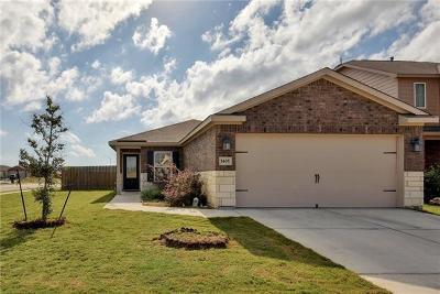 Kyle Single Family Home Pending - Taking Backups: 1405 Treeta Trail
