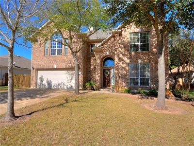 Leander Single Family Home Pending - Taking Backups: 1207 Rutherford Dr