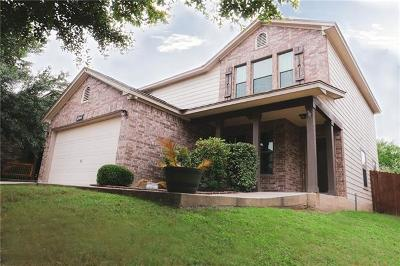 Travis County Single Family Home For Sale: 4609 Peach Grove Rd