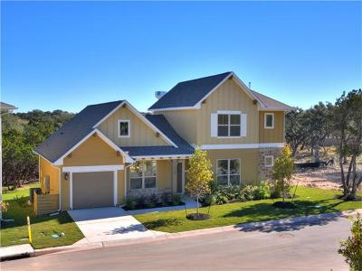 Leander Single Family Home For Sale: 1768 Rowdy Loop