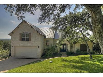 Spicewood Single Family Home For Sale: 1017 Coventry