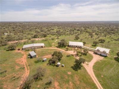 Farm For Sale: 16200 W State Highway 29