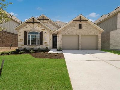 Pflugerville Single Family Home For Sale: 17125 Casanova Cv