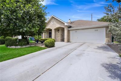 Austin Single Family Home For Sale: 14929 Purslane Meadow Trl
