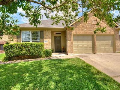 Pflugerville Single Family Home For Sale: 20932 Mandrake Dr
