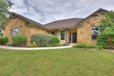 Bell County, Bosque County, Burnet County, Calhoun County, Coryell County, Lampasas County, Limestone County, Llano County, McLennan County, Milam County, Mills County, San Saba County, Williamson County, Hamilton County Single Family Home For Sale: 209 Little Gabriel River Dr