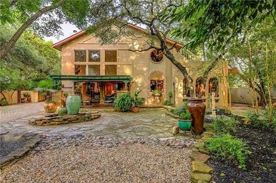 Hudson Bend Colony 01, Hudson Bend Colony 02, Hudson Bend Colony Sec 03, Vista Grande, Vista Grande Condo Single Family Home For Sale: 5903 Median Rd