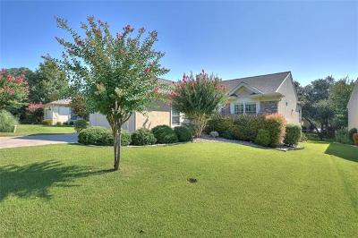 Single Family Home For Sale: 415 Dove Hollow Trl