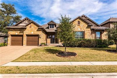 Austin Single Family Home For Sale: 7800 Bettis Trophy Dr