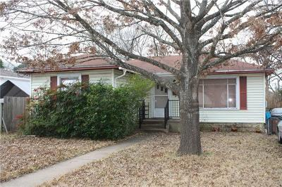 Single Family Home For Sale: 1315 Madison Ave
