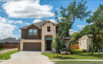 Leander Single Family Home For Sale: 2513 Etta May Ln