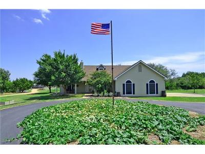 Liberty Hill Single Family Home For Sale: 315 Craigen Rd