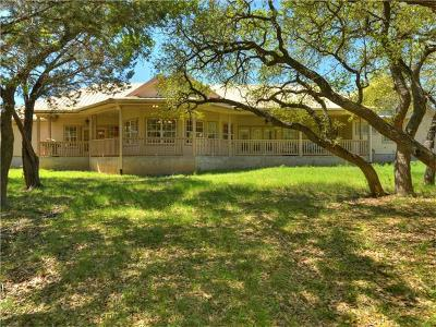Dripping Springs Single Family Home For Sale: 12204 Triple Creek Cir