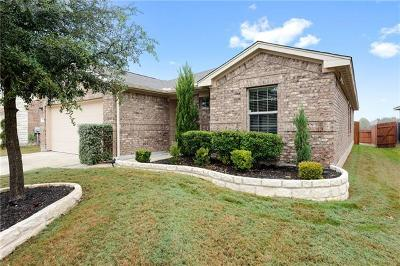 Pflugerville Single Family Home For Sale: 4700 Rolling Water Dr