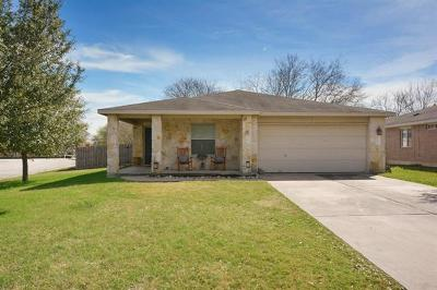 Hays County, Travis County, Williamson County Single Family Home For Sale: 103 Star Of Texas Dr