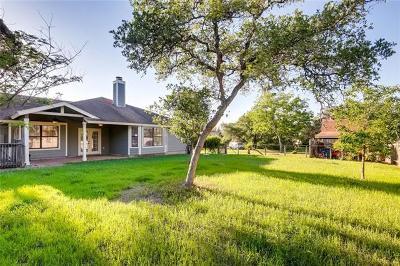 Leander Single Family Home For Sale: 106 Bar Ryder Trl