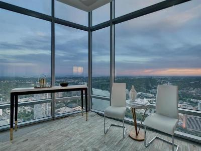 Austin Condo/Townhouse For Sale: 200 Congress Ave #45Z