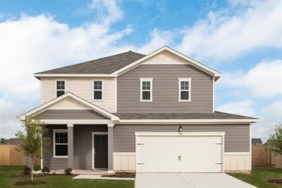 Kyle Single Family Home For Sale: 140 Satsuma Ln