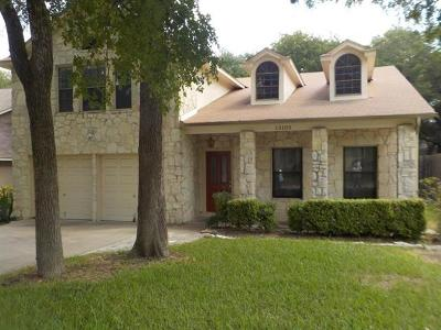 Austin Rental For Rent: 13103 Sinton Ln